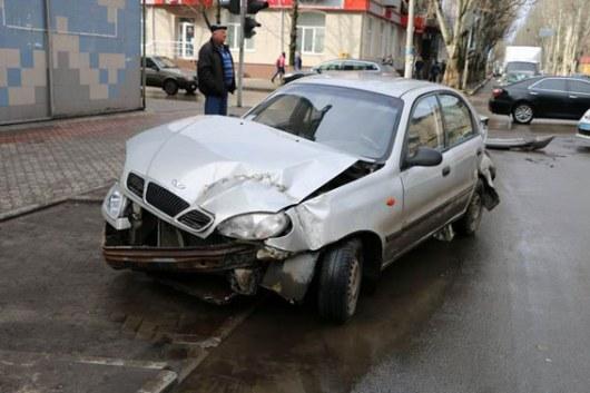 ВСлавянске в итоге ДТП сучастием маршрутки пострадали 9 человек